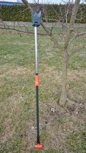 Foto von der Gardena StarCut 160 BL Comfort Baum- und Strauchschneider