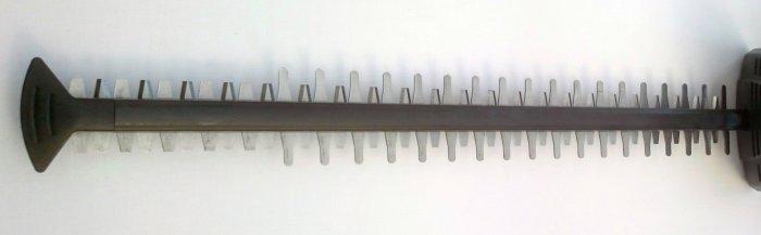 Das Schwert der Bosch Akku Heckenschere AHS 55-20 Li